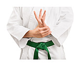 Martial arts, Warming up, Wrist