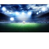 Soccer, Soccer, Socce stadium