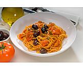 Spaghetti, Italian Cuisine