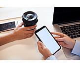 Copy Space, Laptop, Desk, Smart Phone