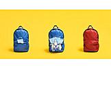 Backpack, Corona