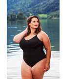 Swimwear, Plump