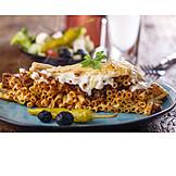 Macaroni, Noodle Casserole, Pastitsio