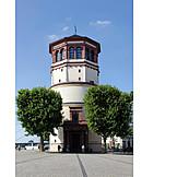 Düsseldorf, Castle tower