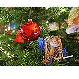 Christmas, Christmas decoration, Christmas tree decorations