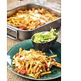 Macaroni, Noodle Casserole