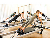 Muscle exercise, Pilates