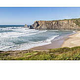 Beach, Atlantic ocean, Algarve