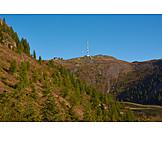 Communications tower, Gailtaler alps