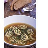 Maul bag soup
