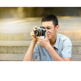 Teenager, Photograph, Hobbies