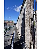 Berlin wall, History, Gdr