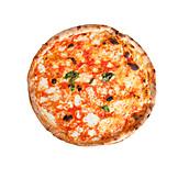 Mozzarella, Vegetarian, Pizza, Buffalo mozzarella, Margherita