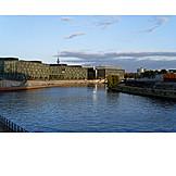 Berlin, Spree river