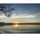 Lake, Chiemsee