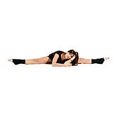 Balancing act, Stretching, Dancer