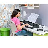 Teenager, Home, Practice