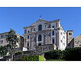 Papal basilica of saint mary major, Trieste