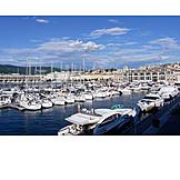 Trieste, City harbor