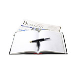 Business, Newspaper, Note Pad